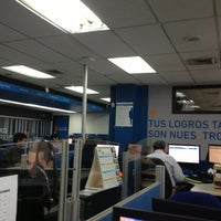 Photo taken at Piso 2 CNT ENTEL by Andres J. on 1/7/2013