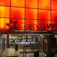 Photo taken at Cinepolis VIP by Chris S. on 12/8/2017