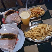 Photo taken at Betts Burger by Camilla M. on 11/19/2014