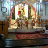 Photo taken at Budge Budge Church by Rohit S. on 12/25/2012