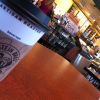 Photo taken at Einstein Bros Bagels by Roberto S. on 5/14/2013