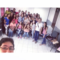 Photo taken at DCF - Departamento de Ciências Farmacêuticas by Nelson F. on 9/15/2014