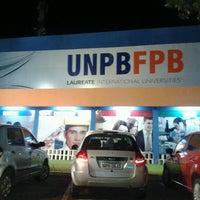 Foto tirada no(a) FPB - Faculdade Internacional da Paraíba por Bruno F. em 10/16/2012