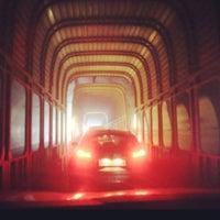 Photo taken at Vereina Tunnel by Dmitriy T. on 3/7/2013