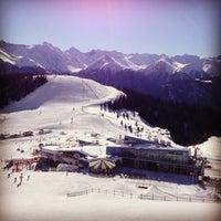 Das Foto wurde bei Ski Lounge von Dmitriy T. am 3/3/2013 aufgenommen