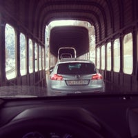 Photo taken at Vereina Tunnel by Dmitriy T. on 3/7/2013