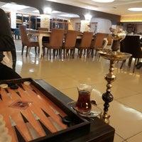 Photo taken at Haylayf Cafe Restaurant by Duru D. on 12/24/2017