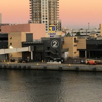 Photo taken at Tampa Port Authority by Shawn M. on 3/3/2018