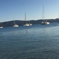 Photo taken at Poseidonio by Basak İ. on 9/1/2017