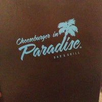 Photo taken at Cheeseburger in Paradise by Kevin F. on 7/26/2013