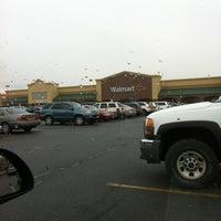 Photo taken at Walmart Supercenter by Kayakfishingfever.com on 11/27/2012