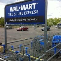 Photo taken at Walmart Supercenter by Kayakfishingfever.com on 5/14/2013
