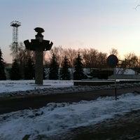 Photo taken at ЖДЦ АМО ЗИЛ by Konstantin N. on 12/19/2012