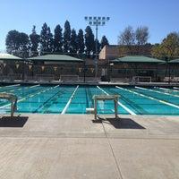 Photo taken at LAVC Aquatics Center by Stephanie M. on 2/13/2013