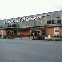 Photo taken at Central Market by Alachia Q. on 5/16/2013