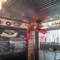 Photo taken at Buzzmill Coffee by Alachia Q. on 5/1/2013