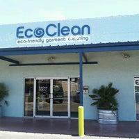 Photo taken at EcoClean by Alachia Q. on 5/4/2013