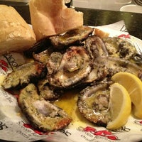 Photo taken at Drago's Seafood by Dot e on 12/24/2012