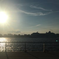 Photo taken at Chelsea Piers by Alicia F. on 8/31/2017