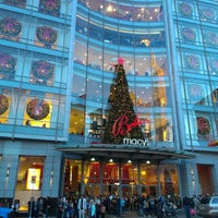 Photo taken at Macy's by Pia B. on 12/10/2012