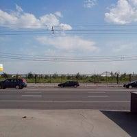 "Photo taken at Спорткомплекс ""Измайлово"" by Yuliya M. on 6/4/2014"