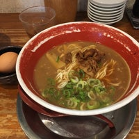 Photo taken at 徳島ラーメン 麺王 高松駅前店 by りなべる on 8/20/2017
