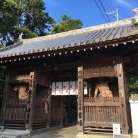 Photo taken at 七宝山 観音寺 (第69番札所) by りなべる on 8/22/2017