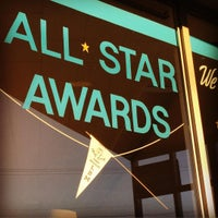 Photo taken at All Star Awards by Budget B. on 8/31/2015