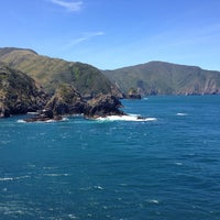 Photo taken at Cook Strait by luisella on 12/3/2014