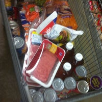Photo taken at Food 4 Less by Cam on 10/11/2012