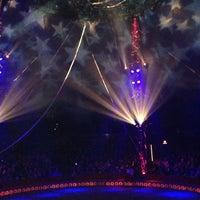 Photo taken at Big Apple Circus by Kingslayer on 1/6/2013