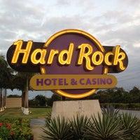 Photo taken at Hard Rock Hotel & Casino Punta Cana by leo k. on 3/8/2013