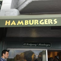 Photo taken at Hamburgers by Raul A. on 7/15/2013