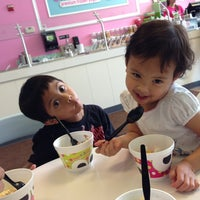 Photo taken at SweetFrog by Erika E. on 6/19/2013