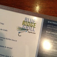 Photo prise au Blue Ridge Grill par Erika E. le1/3/2013