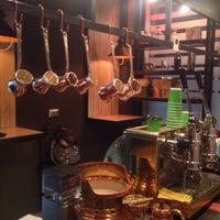 Снимок сделан в COFFEE IN ACTION / DOMINO пользователем Anastasiia B. 2/2/2016