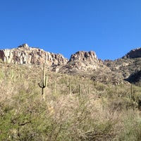 Photo taken at Sabino Canyon Recreation Area by Dominic G. on 11/23/2012