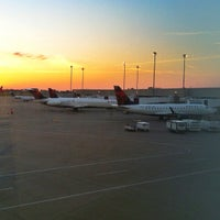 Photo taken at Louisville International Airport (SDF) by Bryan H. on 10/13/2012