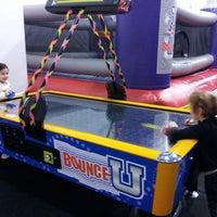 Photo taken at Bounce U by Ryane L. on 12/14/2013