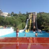 Photo taken at Dedeman Aquapark by Nedda Ç. on 9/7/2013