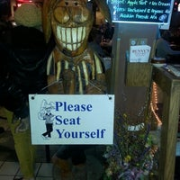 Photo taken at Bunny's Bar and Grill by Amanda A. on 4/14/2013