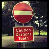 Снимок сделан в Sherwood Forest National Nature Reserve пользователем Trish M. 10/13/2012