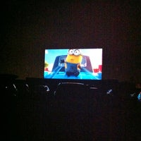 Photo taken at Showboat Drive-In by Sarah R. on 7/4/2013