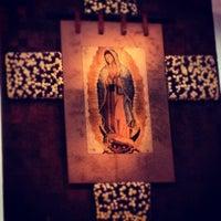 Photo taken at Parroquia de Nuestra Señora de Guadalupe by Eduardo C. on 12/29/2012