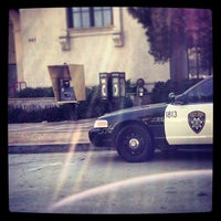 Photo taken at Pasadena Police Dept by Angus N. on 3/28/2013