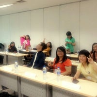 Photo taken at Wisma Asia I (BCA) by Agnes D. on 6/16/2014