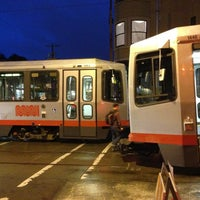 Photo taken at MUNI Metro Stop - Carl & Cole by Siobhan Q. on 11/1/2012