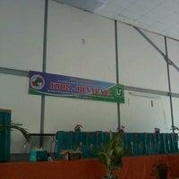 Photo taken at Aula SMK 1,2,3 Banda Aceh by Al y. on 2/27/2013
