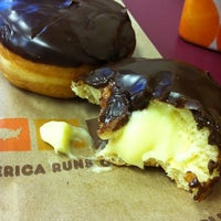 Photo taken at Dunkin' Donuts by Robert G. on 11/28/2012