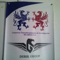 Photo taken at Consorcio SECARSOS & Durik Group by Julio César V. on 2/25/2013